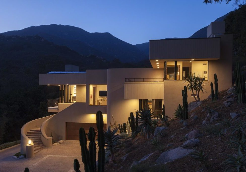 CONTEMPORARY HOME, MONTECITO